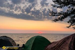 Киевское море, Лютеж