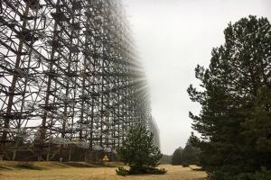 """ЗГРЛС """"Дуга"""" (Загоризонтна радіолокаційна станція), Чорнобиль-2"""