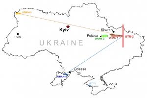 Радіо-Астрономічна обсерваторія Брауде (УТР-2), Іванівка