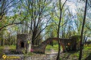 Еврейское кладбище, Острог