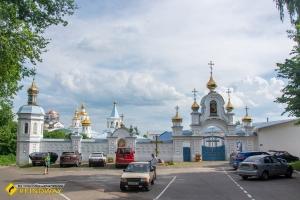 Рождества Богородицы Молченский Печерский женский монастырь (1602р), Путивль