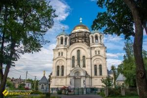 Трьох-Анастасіївський кафедральний собор  (1884р), Глухів