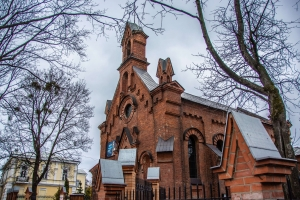 Church of Annunciation of Blessed Virgin Mary, Sumy