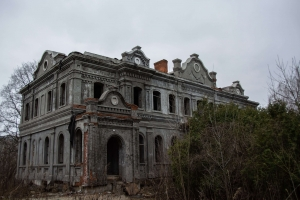 Abandoned mansion of Kharitonenko, Sumy