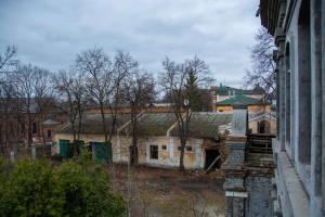 Abandoned mansion of Kharitonenko, Sumy