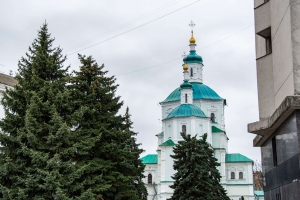 Holy Resurrection Cathedral, Sumy