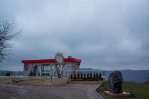 Недобудований корпус лікарні (Василівка)