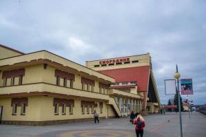 Railway station Smorodina, Trostyanets