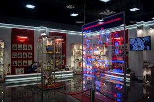 Музей трудової слави Південного ГЗК, Кривий Ріг