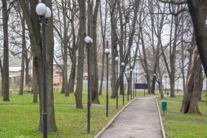 Міський парк ім. Чайковського, Тростянець