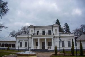 Vasilevskij Historical and Architectural Museum-Reserve Popov's Manor (Popov Castle, Vasilevka)
