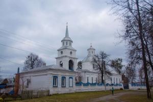 Благовещенская церковь, Тростянец
