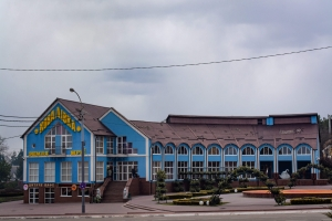Unusual Ukrainian village of Kovalivka, Kyiv region