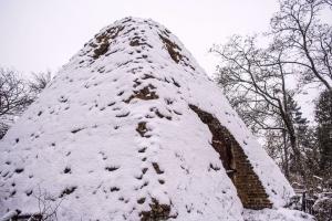 Покинута піраміда-усипальниця, Суми