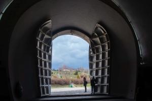 Kyiv Crematorium on Baykove Cemetery (Columbarium), Kyiv