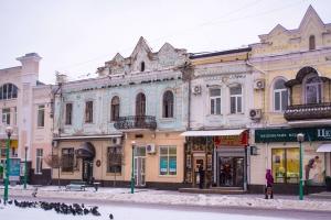 Майдан Незалежності та пішохідна вулиця Соборна, Суми