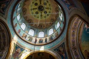 Хрестовоздвиженська церква, Ізюм
