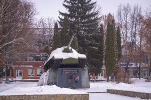 Пам'ятник радянським воїнам-визволителям, Бахмач