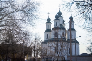 Transfiguration Cathedral, Raisins