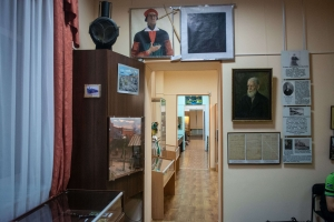 Local History Museum after Lazarevsky, Konotop