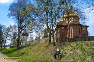 Дерев'яна церква Святого Миколая, Острог