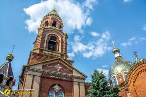 Alexander Nevsky Cathedral, Slovyansk