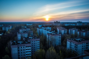 Ghost Town Pripyat, Chornobyl Exclusion Zone