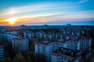 "16-floors apartment ""Europe"", Pripyat"