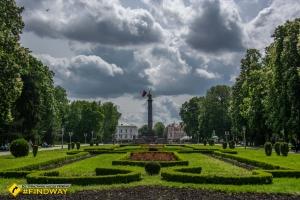 Housing garden, Poltava