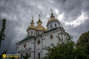 Крестовоздвиженский монастырь, Полтава