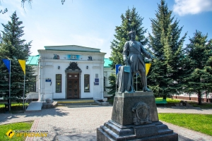 Museum of Poltava Battle History