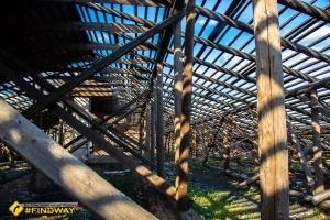 Abandoned military school, Poltava