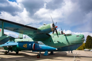 Aviation Museum after O. Antonov, Kyiv