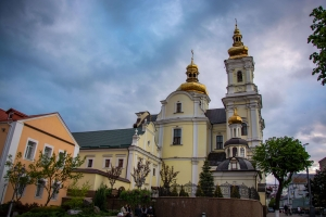 Holy Transfiguration Cathedral, Vinnytsia