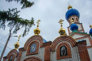 Church of Kazan Icon of Mother's God, Pervomaiskiy