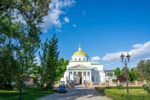 Transfiguration Cathedral, Bila Tserkva