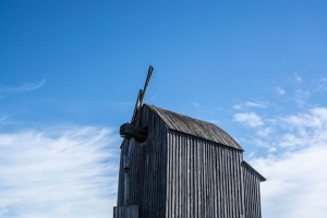 Museum of old mills (Abandoned mills), Stetsivka