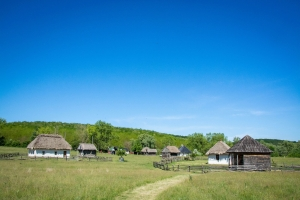 "Ethnographic complex ""Cossack city"" (Scansen), Stetsivka"
