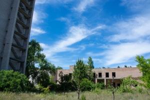 City-ghost Orbit, unfinished Chigirinsk NPP
