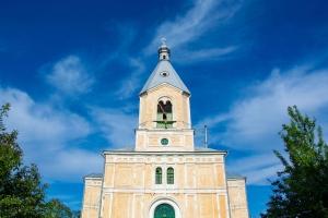 Церква Успіння Пресвятої Богородиці, Медведівка