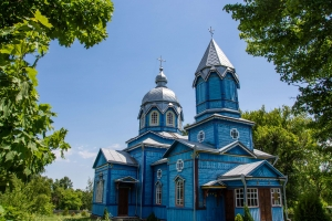St George's Church, Mizinovka
