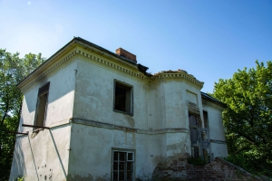 Abandoned mansion of Golovansky, Stebliv