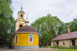 Church of All Saints, Stariy Merchyk