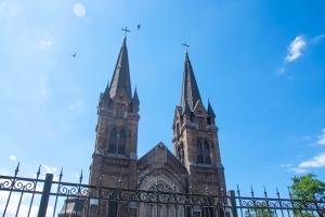 Костел святого Николая, Каменское