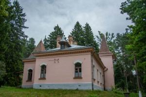 Manor Natalivka, Volodymyrivka (Nataliyivskyy Park)