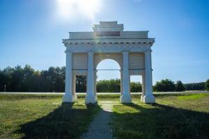 Triumphal Arch, Dykanka