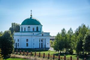 Свято-Миколаївська церква, Диканька