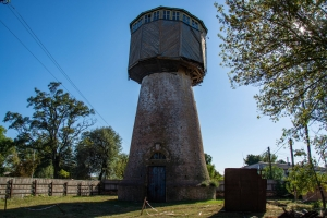 Old water tower, Veliki Sorochintsy