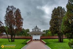 """Morshyn Resort park, Sanatorium """"Marble Palace"""""""
