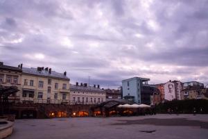 Бастион, Станиславская крепость, Ивано-Франковск